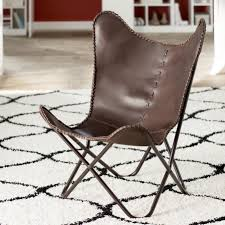 leather butterfly chair customer image zoomed wish list pinterest butterfly chair