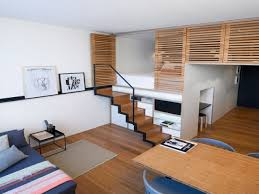 Home Loft Office by Small Loft Design Ideas