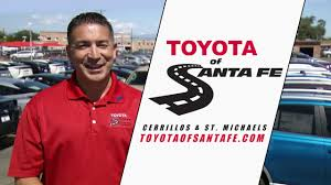 best toyota dealership best of santa fe 30second last minute new specials at toyota of
