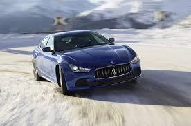 maserati light blue 2014 maserati ghibli s q4 review automobile magazine
