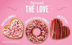 spread the this s day with krispy kreme doughnuts