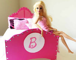 barbie bed images reverse