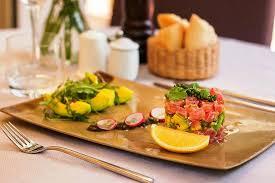 avocado and tuna tartar picture of olive cuisine de saison siem