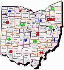 Map Of Medina Ohio by Abate Of Ohio Inc Regions