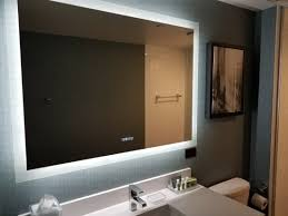 Bluetooth Bathroom Mirror Bluetooth Mirror Listen To Your While In The Bathroom