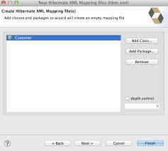 Xml Mapping Hibernate Tools Eclipse Plugin Journaldev