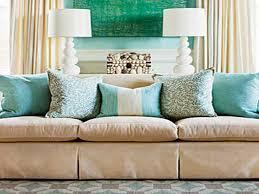 Orange Sofa Throw Ideas For Throw Pillows For Couch Design 14325