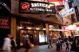 Top Bars In Nyc 2014 Guy Fieri U0027s American Kitchen And Bar Top Grossing Restaurant