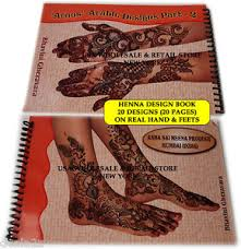 aroos 2 arabic henna tattoo design book on real hand u0026 feet by