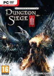 dungon siege dungeon siege iii limited edition pc dvd amazon co uk pc