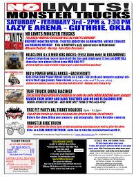 monster truck show okc bigfoot with no limits monster trucks u0026 mega trucks inside lazy e