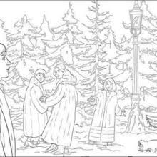 susan bow coloring pages hellokids