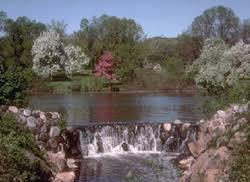 Whitnall Park Botanical Gardens Arboretum