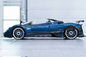 pagani zonda engine pagani zonda hp barchetta is ultra lightweight u0027finale u0027 model