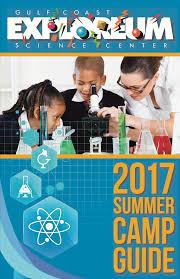 summer camps gulf coast exploreum science center of mobile al