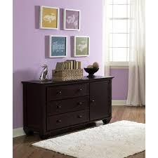 Baby Dresser Changing Table Combo Graco Combo 3 Drawer Dresser Espresso Walmart