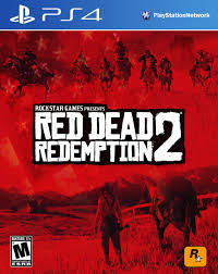 red dead redemption game wallpapers red dead redemption 2 cover by domestrialization on deviantart