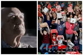 john lewis christmas advert inspires gift giving to lonely people