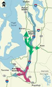 Seattle Tacoma Airport Map by State Needs More Funds For Sr 509 Extension To Kent Kent Reporter