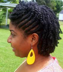 natural hair styles updo flat twist new hair style collections