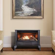 Free Standing Gas Fireplace by New Free Standing Ventless Natural Gas Fireplace Style Home Design