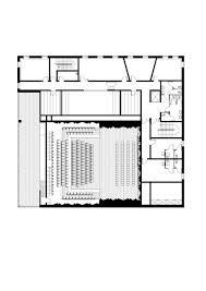 gallery of auditorium of bondy radio france choral singing auditorium of bondy radio france choral singing conservatory floor plan