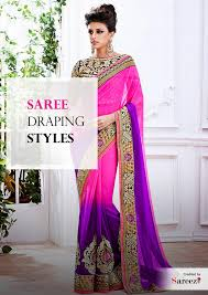 Mumtaz Style Saree Draping Know About Different Styles Of Wearing Saree Saree Draping
