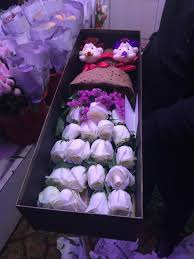 flowers express white birthday bouquet of flowers changzhou