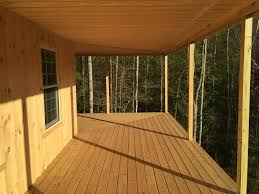gambrel cabins