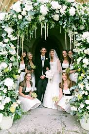 wedding arches on a budget floral arch if only we had a million dollar flower budget haha