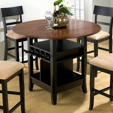 Average Dining Room Table Height Furniture Extraordinary Counter Height Dining Chairs Espresso