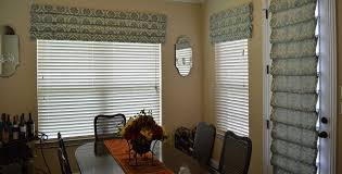 Roman Shades Jcpenney Gallery Austin U0027s Draperies Unlimited Shutters Shades Wrought Iron