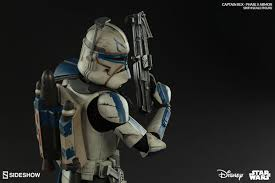 star wars captain rex sixth scale figure by sideshow collec