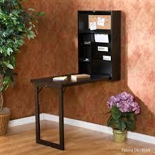 Wall Mount Laptop Desk by Southern Enterprises Black Fold Out Convertible Desk Amazon Ca