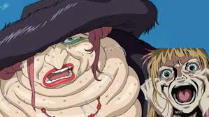 Ugliest Ugliest Anime Characters Of All Time