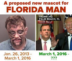 Florida Man Meme - chris christie should be the new face of florida man the