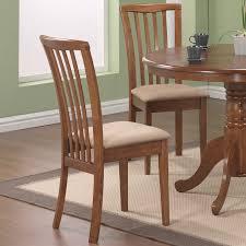 shop coaster fine furniture set of 2 brannan mission shaker side