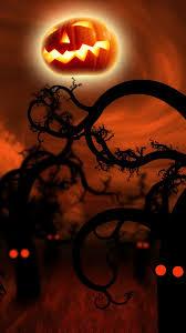 halloween hd festival midnight forest halloween hd samsung galaxy s4 wallpaper