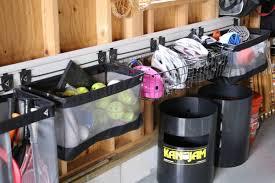 Ball Organizer Garage - organization makeover creates tidy workshop