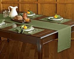 Best Tablecloths And Placemats Images On Pinterest Tablecloths - Dining room table placemats