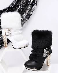s boots with fur winter fur boots s plush warm platform ankle boots fashion