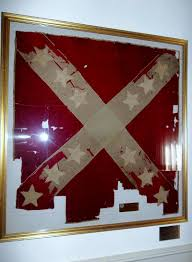 Confederate Flag Tennessee Battle Flag Of The 31st Virginia Infantry Regiment C S A Army Of