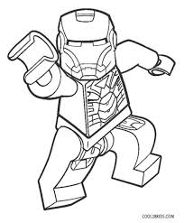 iron man lego coloring pages coloring page cartoon