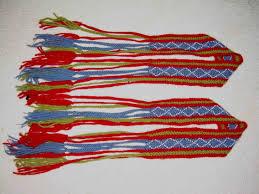 Sashes For Sale Fingerweaving Basics Finger Weaving Sashes Garters Straps For Sale