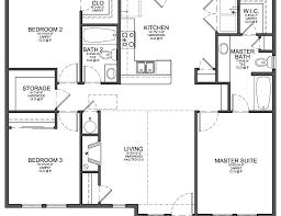 three bedroom apartments floor plans plans of houses endearing spelndid 3 bedroom house floor plan