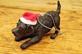 labrador retriever chocolate lab ornament new sandicast