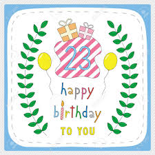 numerology reading free birthday card outstanding 23 birthday card pictures best image engine idemo us
