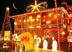Decorating With Christmas Lights Year Round by Outdoor Christmas Decorations Top 10 Biggest Outdoor Christmas