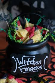 witches fingers what the forks for dinner