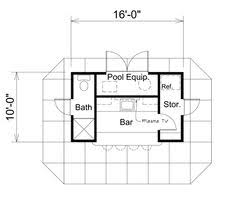 pool house plans with bathroom pool house plans complete pool houses house and backyard